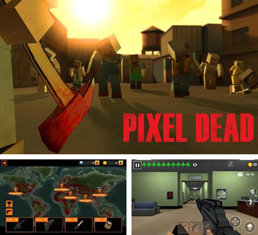 In addition to the game Pixel combat multiplayer HD for Android phones and tablets, you can also download Pixel dead: Survival fps for free.