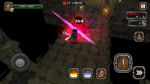 Pixel F blade screenshot 1