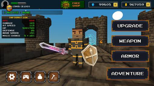 Pixel F blade screenshot 3