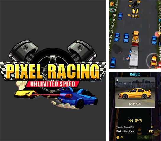 In addition to the game Pixel racing for Android, you can download other free Android games for Motorola Moto G 4G (2015).