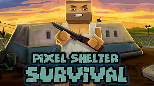Pixel shelter: Survival