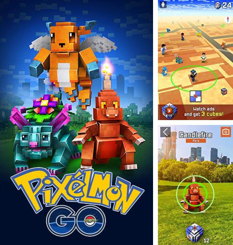 In addition to the game Pixelmon go! Catch them all! for Android, you can download other free Android games for DOOGEE X6.