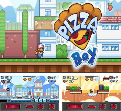 In addition to the game Pizza Picasso for Android phones and tablets, you can also download Pizza Boy for free.