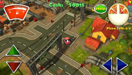 Pizza boy by Projector games screenshot 3