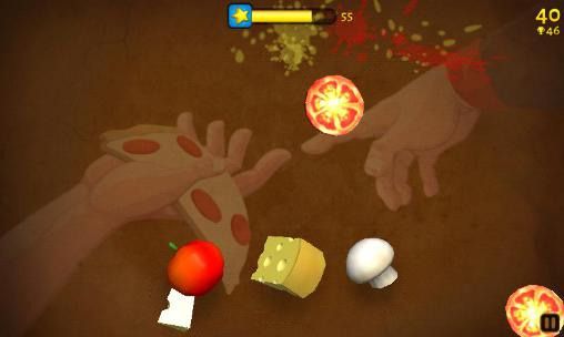 Pizza ninja story screenshot 2