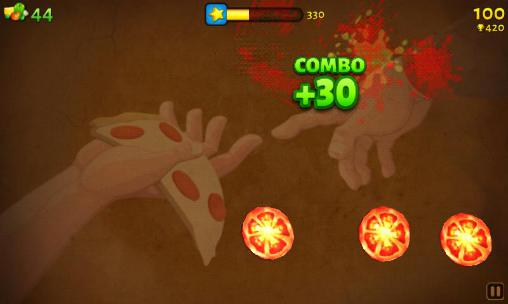 Pizza ninja story screenshot 3