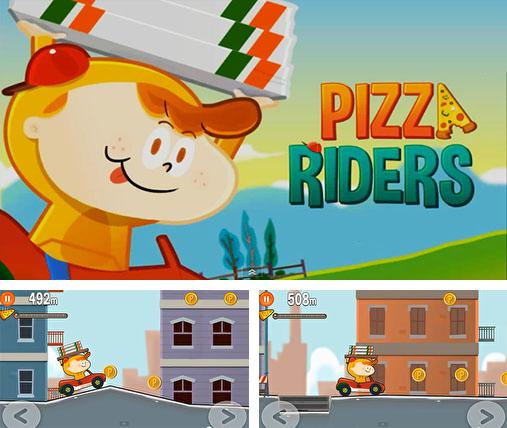 In addition to the game Student riot: Drunk class for Android phones and tablets, you can also download Pizza riders for free.