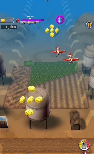 Plane heroes to the rescue screenshot 2