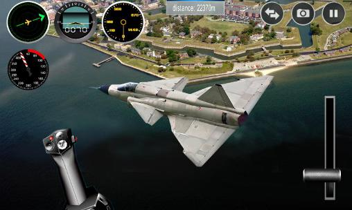 Plane simulator 3D for Android - Download APK free