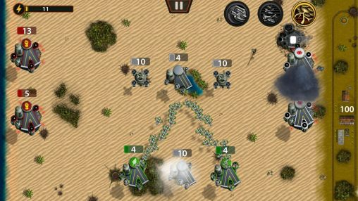 Plane wars screenshot 3