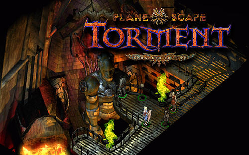 Planescape: Torment. Enhanced edition poster
