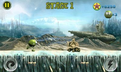 Get full version of Android apk app Planet Attack Runner for tablet and phone.