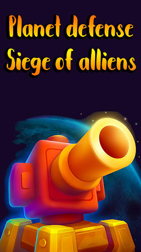 Planet defense: Siege of alliens poster