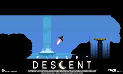Download Planet Descent Android free game.