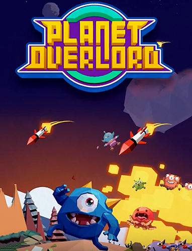 Planet overlord poster