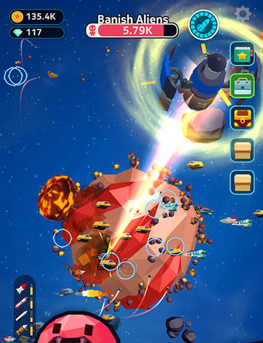 Planet overlord screenshot 3