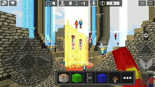 Action of mayday: Zombie world screenshot 1