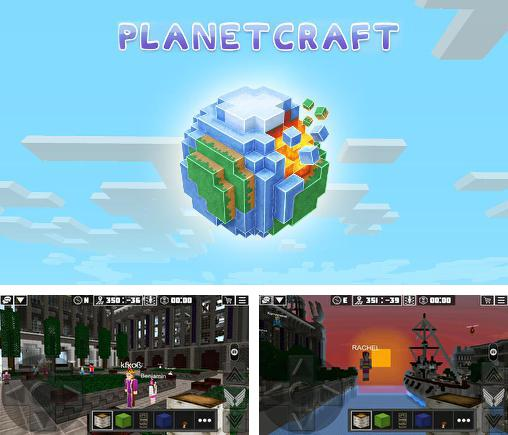 In addition to the game Block Story for Android phones and tablets, you can also download Planet сraft for free.
