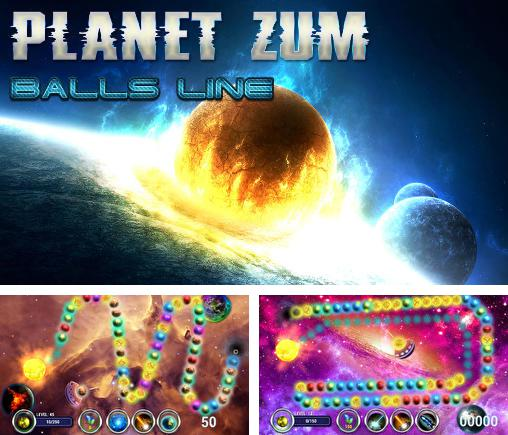 In addition to the game Marble duel for Android phones and tablets, you can also download Planet Zum: Balls line for free.