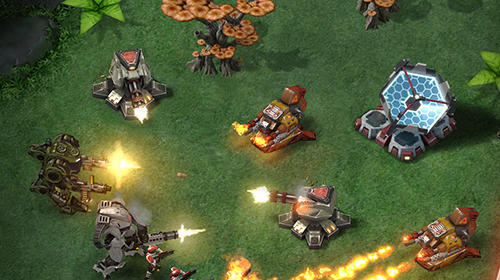 Download Planetstorm: Fallen horizon Android free game.