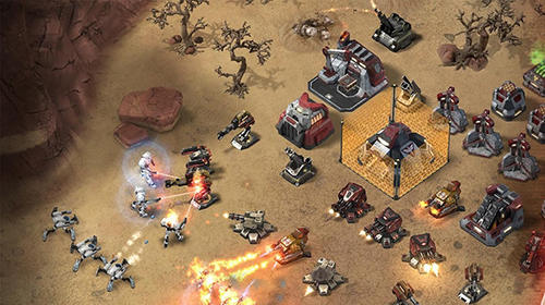 Get full version of Android apk app Planetstorm: Fallen horizon for tablet and phone.