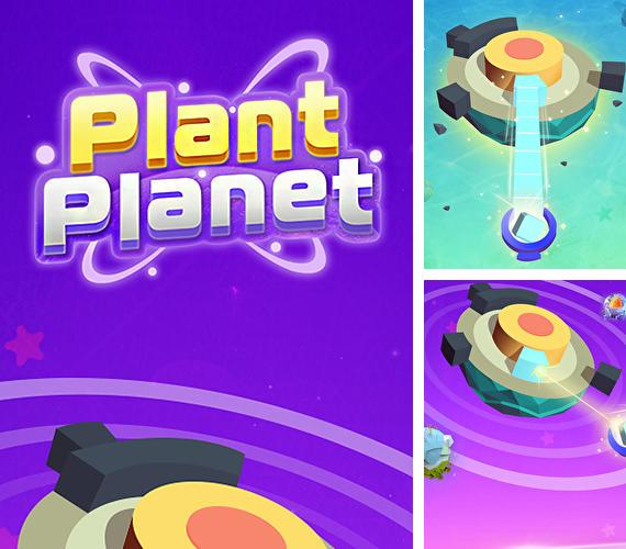 Plant planet 3D: Eliminate blocks and shoot energy