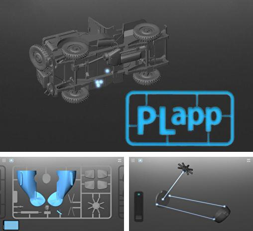 In addition to the game Bridge Architect for Android phones and tablets, you can also download Plapp for free.