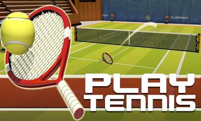 Play Tennis poster