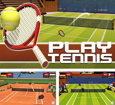 In addition to the game Big Pig for Android phones and tablets, you can also download Play Tennis for free.