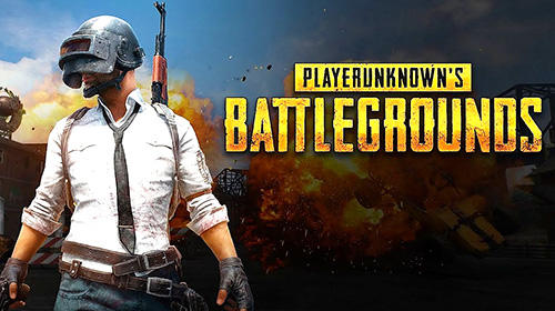 Player unknown's battlegrounds (PUBG) обложка