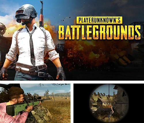 Zusätzlich zum Spiel Domino Klassisch für Android-Telefone und Tablets können Sie auch kostenlos Player unknown's battlegrounds (PUBG), Player Unknown's Battlegrounds herunterladen.