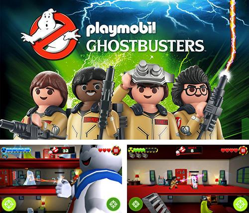 In addition to the game Loopy loops for Android phones and tablets, you can also download Playmobil Ghostbusters for free.