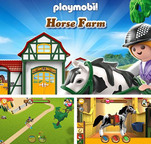 Playmobil: Horse farm