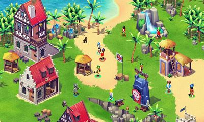 PLAYMOBIL Pirates für Android spielen. Spiel Playmobil Piraten kostenloser Download.