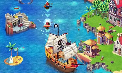 Screenshots von PLAYMOBIL Pirates für Android-Tablet, Smartphone.