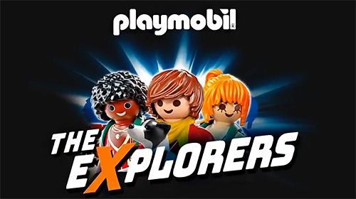 Playmobil: The explorers poster