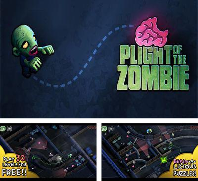 In addition to the game Rubber Tacos for Android phones and tablets, you can also download Plight of the Zombie for free.