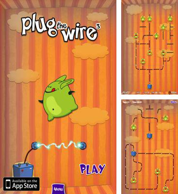 In addition to the game Rope Escape Atlantis for Android phones and tablets, you can also download Plug the Wire for free.