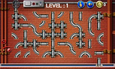 Screenshots of the Plumber 10k for Android tablet, phone.