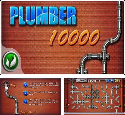 In addition to the game Penguin Palooza for Android phones and tablets, you can also download Plumber 10k for free.