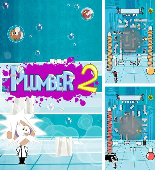 In addition to the game Plumber for Android phones and tablets, you can also download Plumber 2 for free.