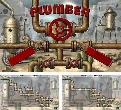 In addition to the game Plumber 10k for Android phones and tablets, you can also download Plumber by App holdings for free.