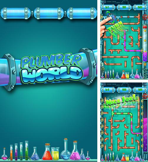 In addition to the game Plumber 10k for Android phones and tablets, you can also download Plumber world for free.