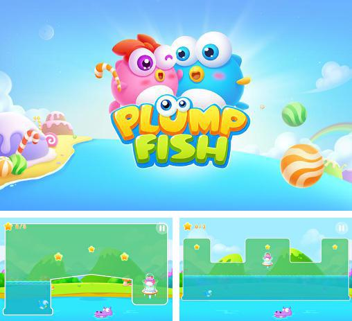In addition to the game Frog candys: Yum-yum for Android phones and tablets, you can also download Plump fish for free.