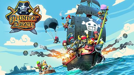 Plunder pirates poster