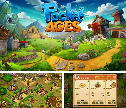 In addition to the game Oasis The Last Hope for Android phones and tablets, you can also download Pocket ages for free.