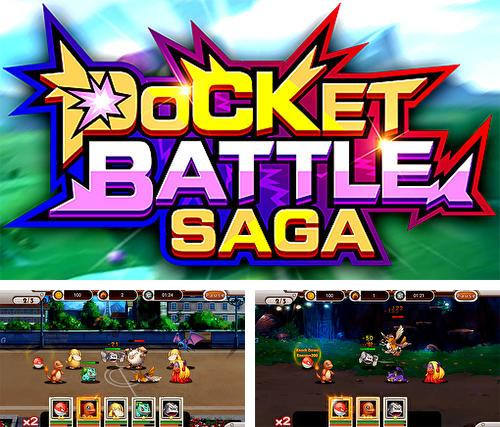 Pocket battle saga