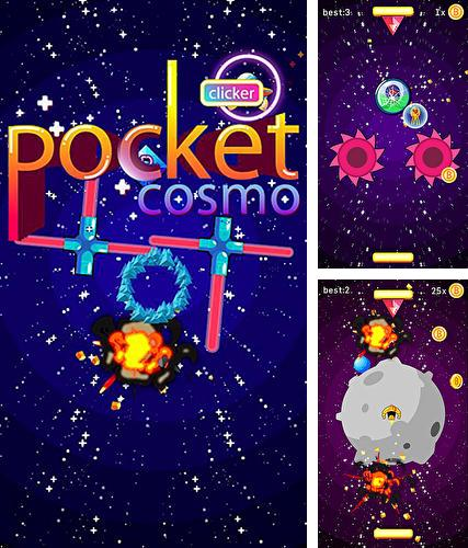 Pocket cosmo clicker