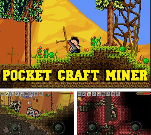 Pocket craft miner