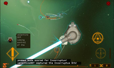 Pocket Fleet Multiplayer screenshot 2